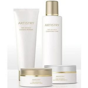 Artistry Time Defiance Skin Care System Normal/Dry