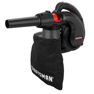 Craftsman blower/vac