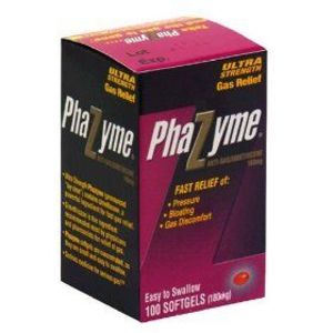 Phazyme Gas Relief