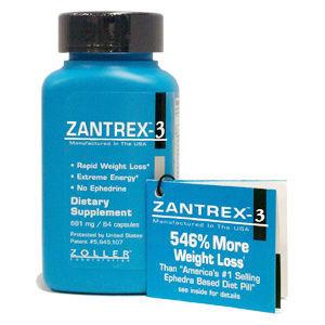 Zantrex-3 Diet Pills