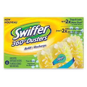 Swiffer 360 Dusters