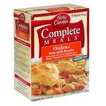 Betty Crocker Complete Meals - Chicken & Buttermilk Biscuits