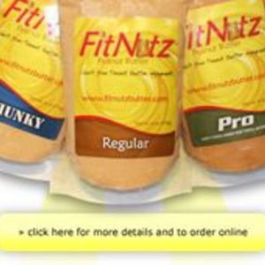 FitNutz Peanut Butter Mix