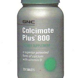 GNC Calcimate Plus 800 Dietary Supplement