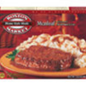 Boston Market Meatloaf with Homestyle Mashed Potatoes & Gravy