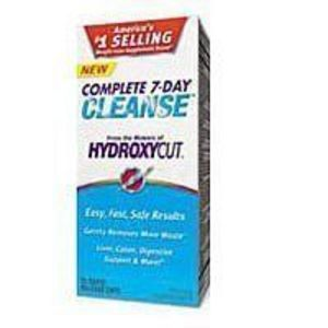 Hydroxycut Complete 7-Day Cleanse