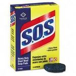 Clorox S.O.S. Steel Wool Soap Pads