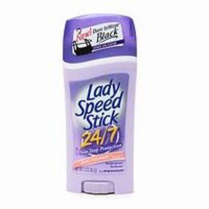 Lady Speed Stick 24/7  - Pure Cashmere