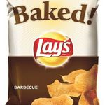Lay's - Baked Barbecue Chips