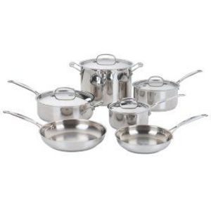 Cuisinart Chef's Classic Stainless Cookware