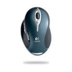 Logitech Laser Cordless Mouse
