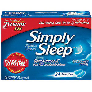 Tylenol Simply Sleep