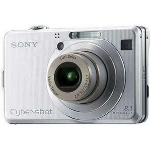Sony - Cybershot W100 Digital Camera