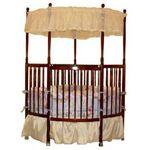 Baby Trilogy Spindle Corner Crib