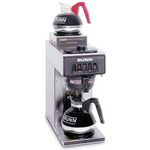 Bunn Pourover Coffee Maker with Warmers