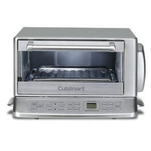 Cuisinart 6-Slice Toaster Oven with Broiler TOB-195
