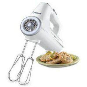 Cuisinart PowerSelect 5-Speed Hand Mixer