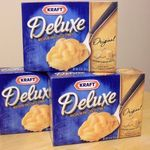 Kraft Deluxe Macaroni and Cheese Sharp Cheddar