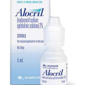 Alocril Allergy Eye Drops