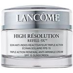 Lancome High Resolution Refill-3X Triple Action Renewal Anti-Wrinkle Cream SPF 15