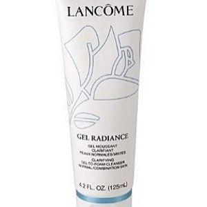 Lancome GEL RADIANCE Clarifying Gel to Foam Cleanser 4.2 oz
