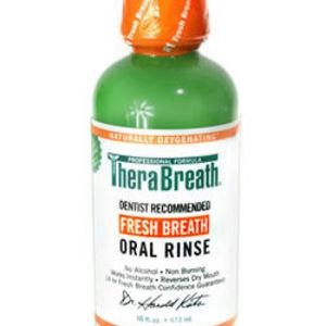 TheraBreath Mouthwash
