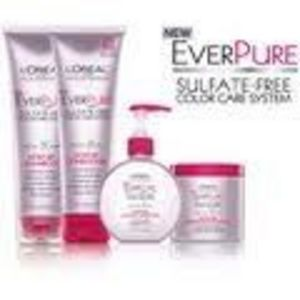 L'Oreal EverPure Hair Care Products