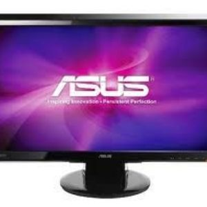 ASUS 21.5-Inch Widescreen LCD Monitor
