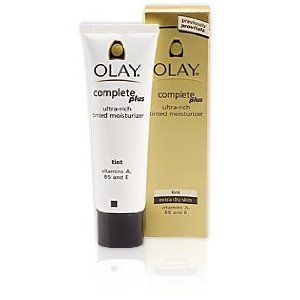 Olay Complete Plus Ultra-Rich Tinted Moisturizer