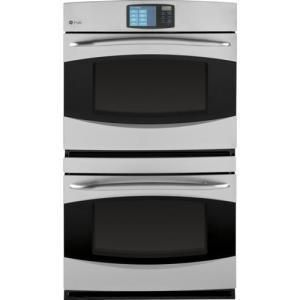 GE Profile Performance Double Wall Oven PT960SMSS