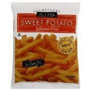 Alexia Frozen Sweet Potato Fries