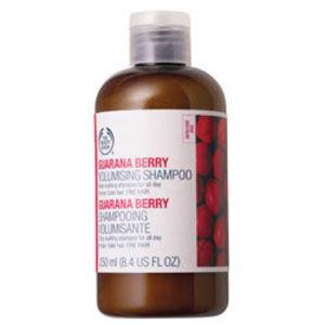 Body Shop Guarana Berry Volumizing Shampoo