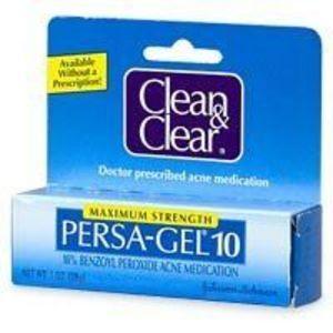 Clean & Clear Persa-Gel 10