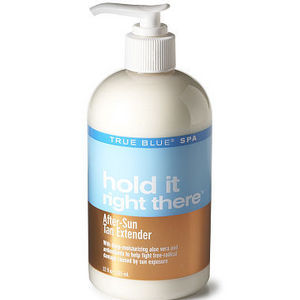 Bath & Body Works True Blue Spa Hold It Right There After-Sun Tan Extender
