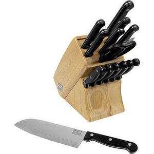Chicago Cutlery Essentials 15-Piece Block Set