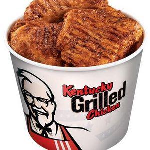 KFC Kentucky Grilled Chicken