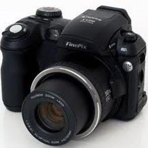 Fujifilm - FinePix S5100 Zoom Digital Camera