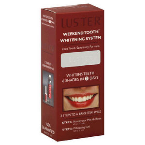 Luster Weekend Tooth Whitening System