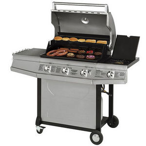 Brinkmann Pro Series 4-Burner Propane Grill