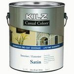 Kilz Casual Colors Interior/Exterior One Coat Paint