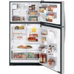 GE Arctica Top-Freezer Refrigerator