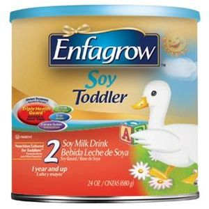 Enfamil Enfagrow Soy Toddler Milk Drink