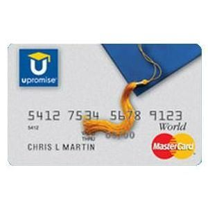 Bank of America - UPromise World MasterCard