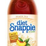 Snapple - DIET PEACH SNAPPLE
