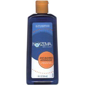 Noxzema Triple Clean Anti-Blemish Astringent