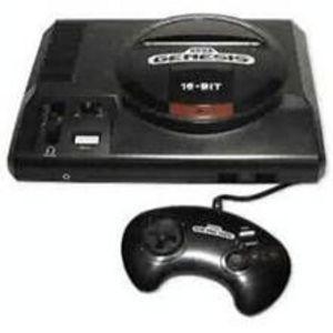 Sega - Genesis 1 (Original Model) Console System