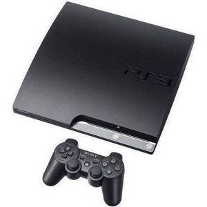 Sony PlayStation 3 Slim (160 GB) Game Console