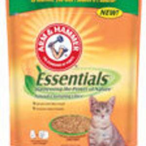 Arm & Hammer Essentials Natural Clumping Litter