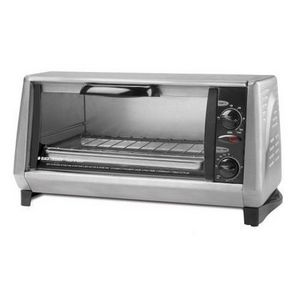 Black & Decker Toast R Oven Classic 4 Slice Toaster Oven TR0964