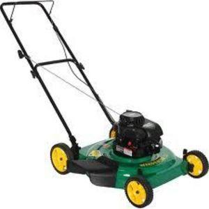 "Weed Eater 22"" Side Discharge Mulching Push Mower"